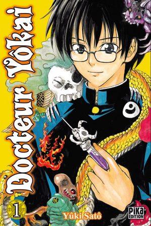 Docteur Yôkai Manga