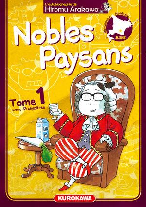 Nobles Paysans Manga
