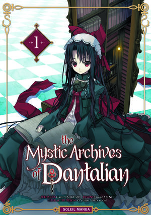 The Mystic Archives of Dantalian Manga