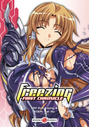 Freezing First Chronicle Manga