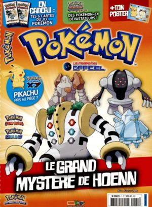 Pokemon - magazine officiel
