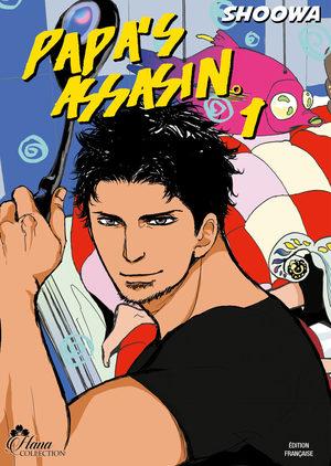 Papa's assasin Manga