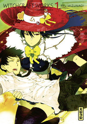 couverture, jaquette Witchcraft Works