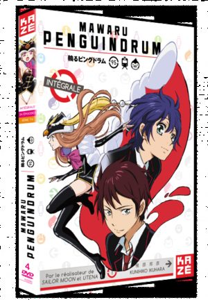 Mawaru Penguin Drum Artbook