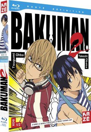 Bakuman Série TV animée