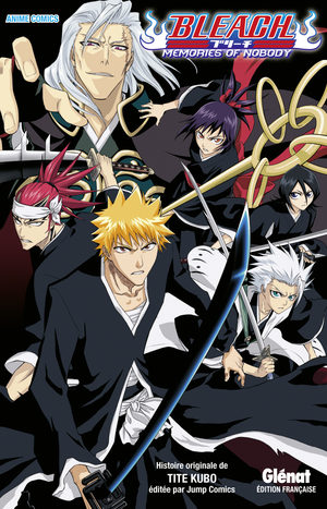Bleach Memories of Nobody Anime comics