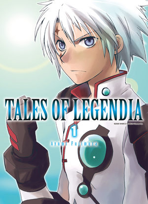 Tales of Legendia Manga