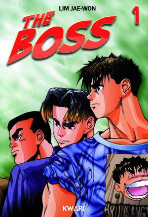 The Boss Manhwa