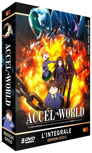 Accel World Série TV animée