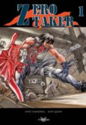 Zero Taker Manhwa