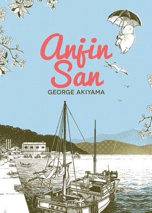 Anjin-san Manga