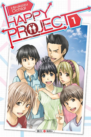 Happy project Manga