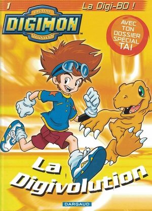 Digimon - la Digi-BD