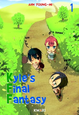 Kyle's Final Fantasy Manhwa