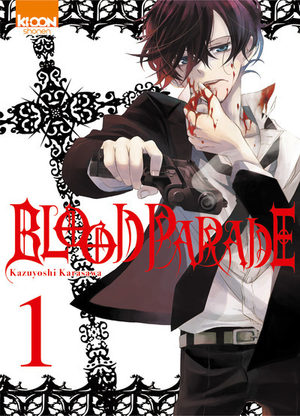 Blood Parade Manga