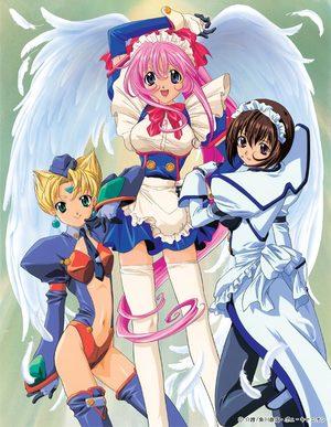 Kurumi l'Ange d'Acier Série TV animée
