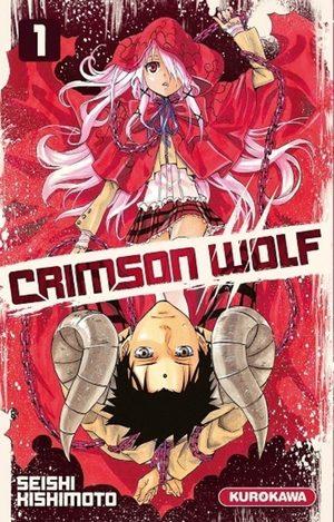 Crimson wolf Manga