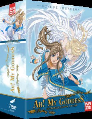 Ah! My Goddess - Saison 2 avec OAV Produit spécial anime
