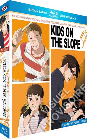 Kids on the Slope Série TV animée