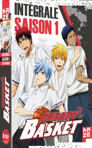 Kuroko's Basket Manga