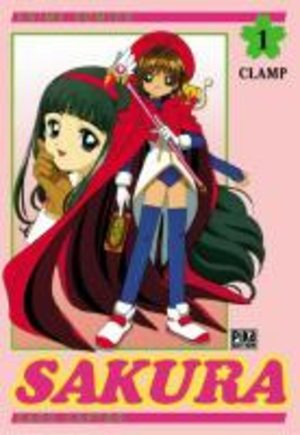 Card Captor Sakura - Anime Comics Artbook