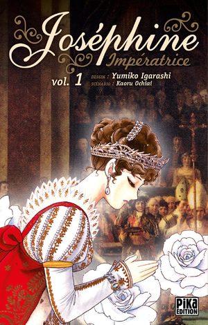 Joséphine impératrice Manga