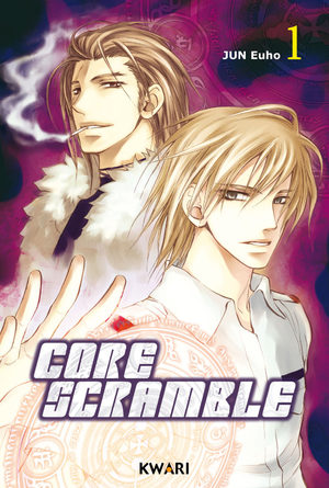 Core Scramble Manhwa