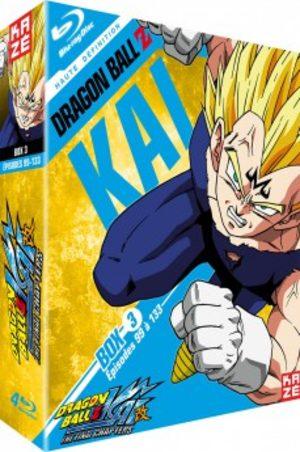 Dragon Ball Z Kai Série TV animée
