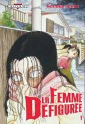 La Femme Défigurée Manga
