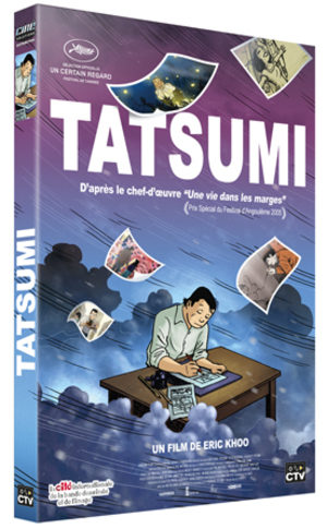 Tatsumi Manga
