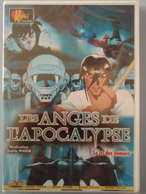 APOCALYPSE ANGEL'S - Les anges de l'apocalypse OAV