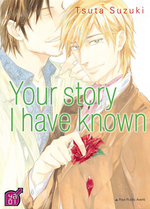 Your story I have known Manga
