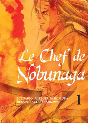 Le Chef de Nobunaga Manga