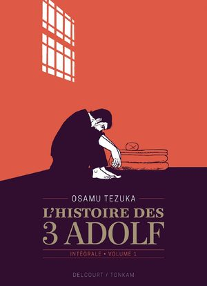 L'Histoire des 3 Adolf Manga