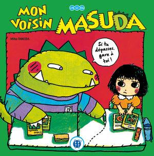 Mon voisin Masuda Livre illustré