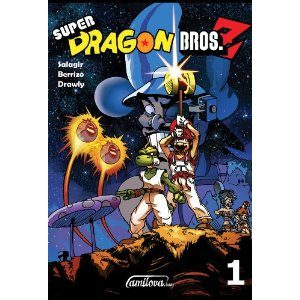 Super Dragon Bros. Z Global manga