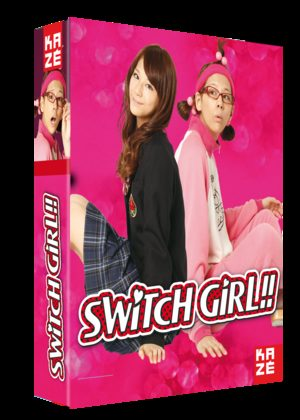 Switch Girl!! (drama)