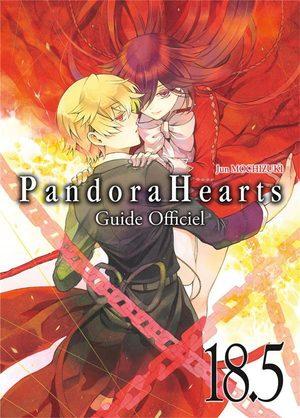 Pandora Hearts 18.5 Evidence Fanbook