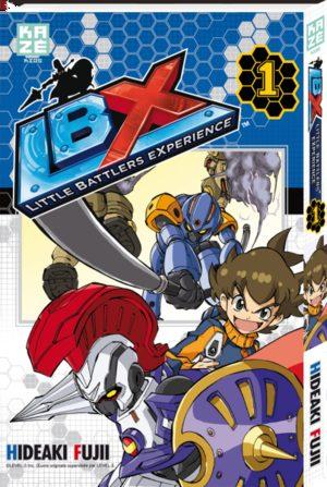 LBX - Little Battlers eXperience Manga