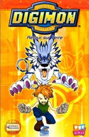 Digimon - retour sur terre