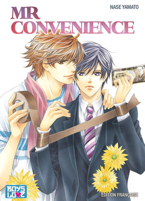 Mr Convenience Manga
