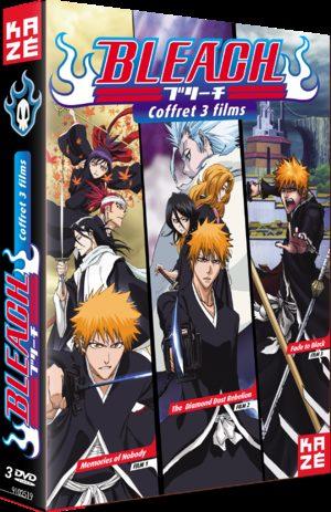 Bleach Intégrale des 3 films Produit spécial anime