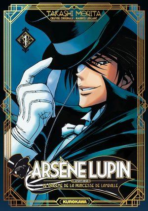 Arsène Lupin Manga