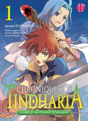 Chroniques de Tindharia - La Belle au chant dormant Manga