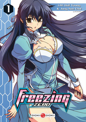 Freezing Zero Manga