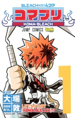 Bleach 4-koma Komaburi