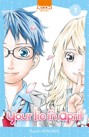 Your Lie in April Manga