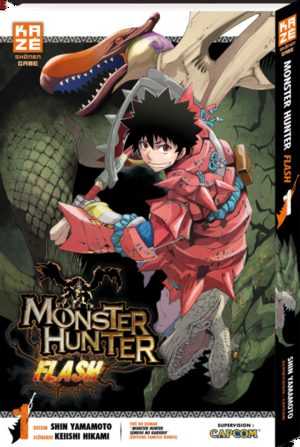 Monster Hunter Flash Manga