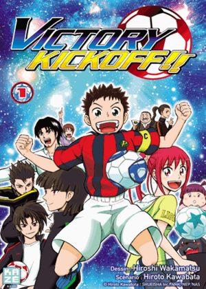 Victory Kickoff !! Manga