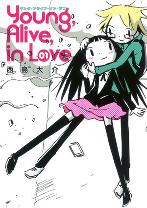 Young, Alive, In Love Manga